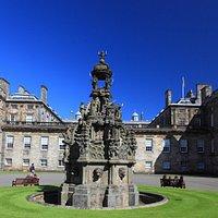 Palace of Holyroodhouse C