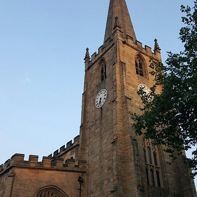 St Peter's Church, Nottingham