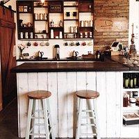 The Cafe at Degaje