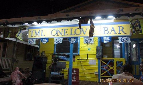 TML One Love Bar