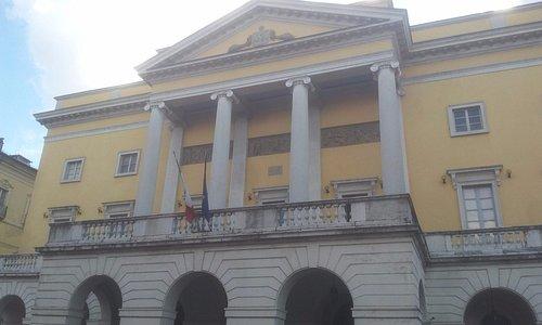 Altro particolare della facciata