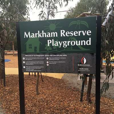 One of the best playgrounds in Melbourne