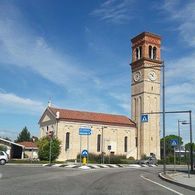 Chiesa di Santa Maria Assunta, Blessaglia