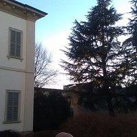 Villa Biancani Greppi - sede del Comune