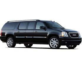 Luxury SUV Transportation for Up to 7 Passengers