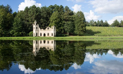 The Ruined Abbey, Painshill