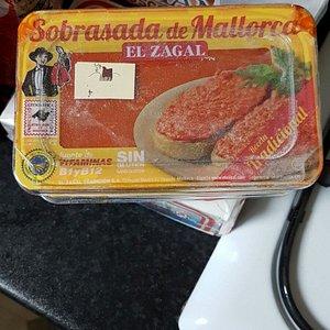 Pedí Sobrasada El Pozo y me mandaron El Zagal.