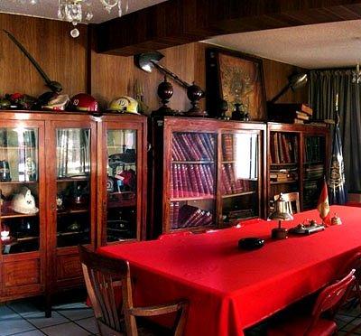 Sala de Oficiales - Museo