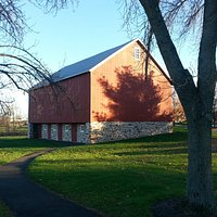 Paul M. Nyce Barn will be ready for occupancy in 2016