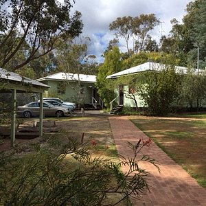 A tranquil setting with accommodation and facilities suitable for grouos to relax.