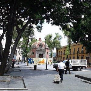 Capilla de la Concepción (Pertenecio al mismo Convento).