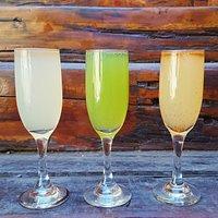 Variedades del imperdible Pisco Sour