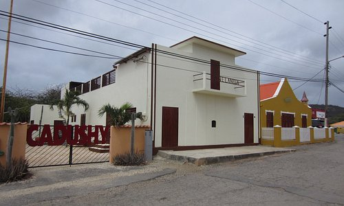 """The oldest Theatre of Bonaire """"Theater Cinelandia"""" is completely restored"""