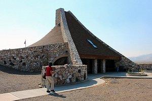 A beautifullyl designed museum