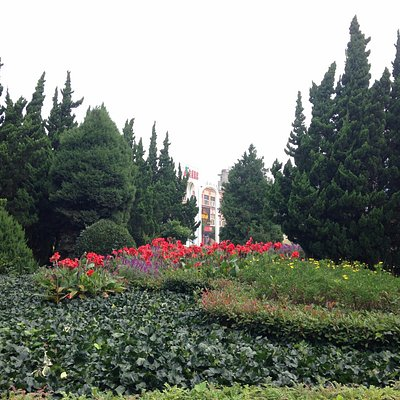 Nie Er Park of Yuxi
