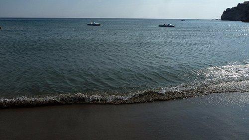 Spiaggia delle Rocchette...