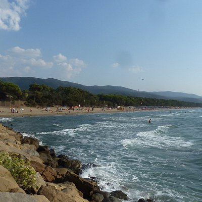 Spiaggia di Punta Ala...