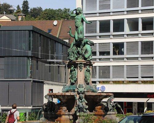 Broderbrunnen - St. Gallen