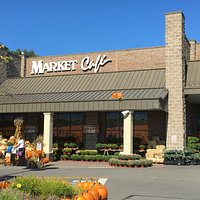 Wegman's Market Cafe - from outside