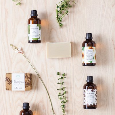 Our products are all natural, tested for efficacy, and crafted especially for babies and mothers