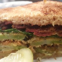 Fried Green Tomato BLT Lunch Special