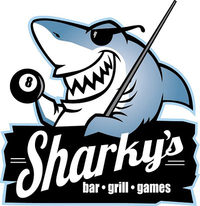 Sharky's Bar Grill and Games!
