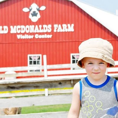Visit Old McDonald's Farm in Sackets Harbor