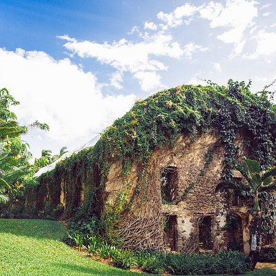 Haiku Mill's beautiful exterior
