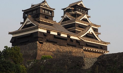 熊本城天守閣