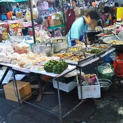 Lumpini Park Food Stalls