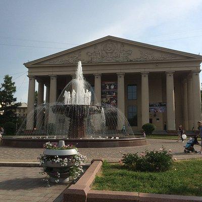 Центр Кемерово, он прекрасен.
