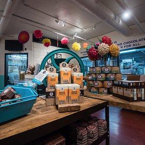 Taza Chocolate Factory Store