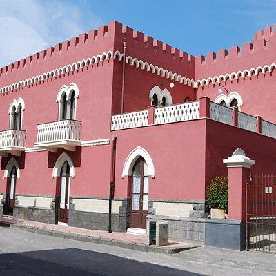 Palazzo Silipigni - Letojanni