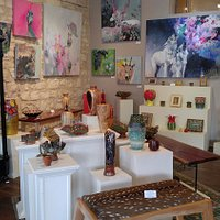 Artisans features beautiful and extraordinary fine art and fine craft created by Texas artists!
