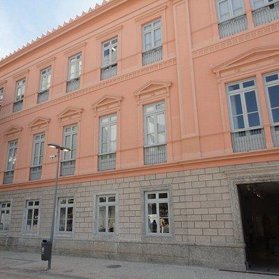 prédio restaurado