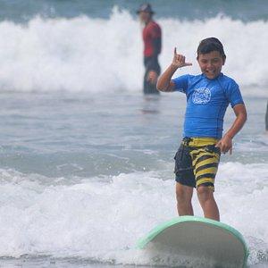 FUN! FUN! FUN! THE BEST SURF SCHOOL EVER
