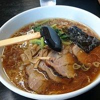 チャーシュー麺(1.5倍盛り)