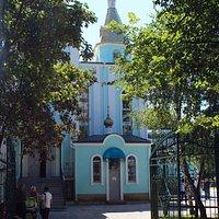 Свято-Казанский храм