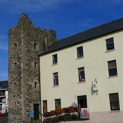 Tower House (Now Bangor's Tourist Information Centre).