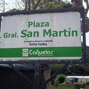 Cartel informativo municipal