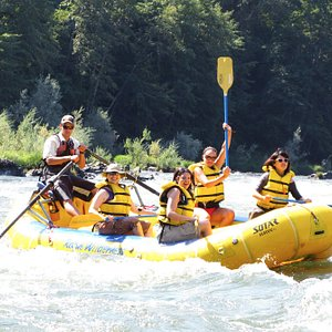Whitewater Rafting on the Rogue River