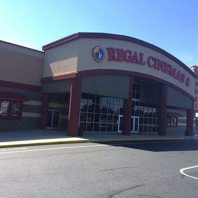 Exterior at Regal Cinemas
