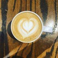 Latte Art!!