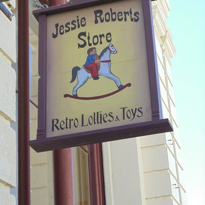 Sweet as Jessie Roberts Stores toys,art,sweets, local handcrafts