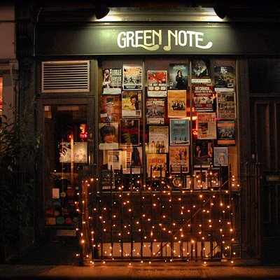 Green Note exterior