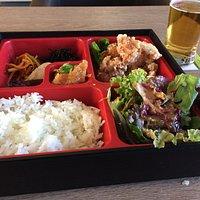 Fuji (meat) Bento
