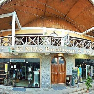 The El Nido Boutique & Artcafe