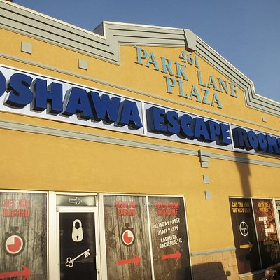 Located at 461 Park Road South, Oshawa.