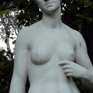 Adam und Eva Garten