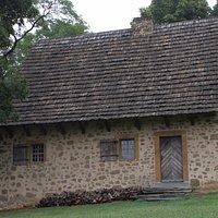 Original Herr House from 1719